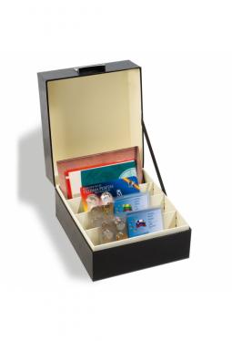 Archivbox LOGIK, A5, schwarz