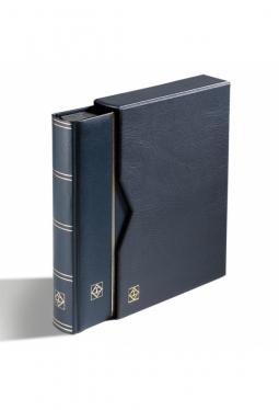 PREMIUM Einsteckbuch DIN A4, 32 schwar..