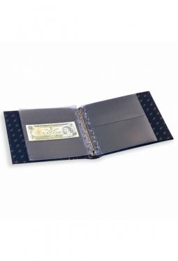 NUMIS Banknotenalbum mit Schutzkassett..