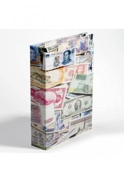 Banknotenalbum, BILLS für 300 Banknoten