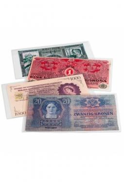Banknoten-Schutzhüllen BASIC 140, 50er..